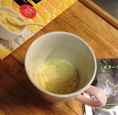 コーンクリームスープ 005.JPG